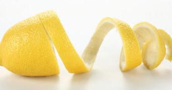 aceite de limón para limpiar casero