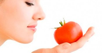 exfoliante casero de tomate