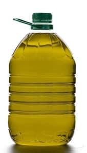 garrafa aceite