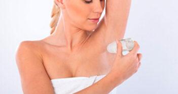 desodorante natural con aceite de coco