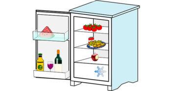 Limpiar el frigorífico de forma casera
