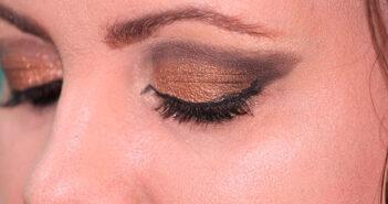 mascarilla para el contorno de ojos de zanahoria