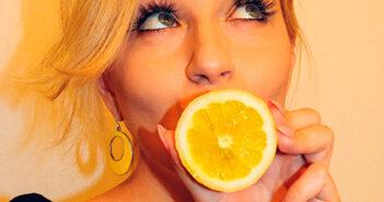 Maquillaje más duradero con limón