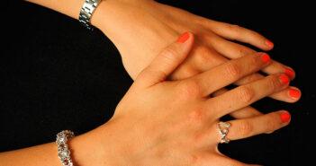 Mascarilla casera para uñas