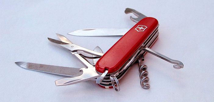 Quitar el óxido en utensilio de cocina