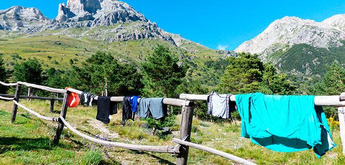 Suavizante para la ropa casero