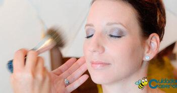 Base de maquillaje casera en crema